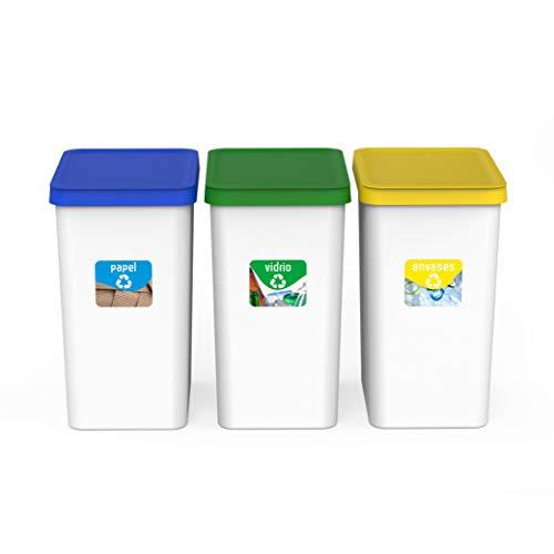 USE FAMILY Recycle. Papeleras Reciclaje...