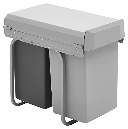 Wesco New Double-Boy - Cubo de basura...