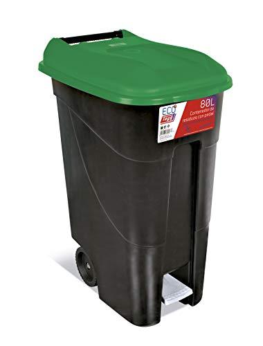 Tayg 80P Contenedor de residuos,...
