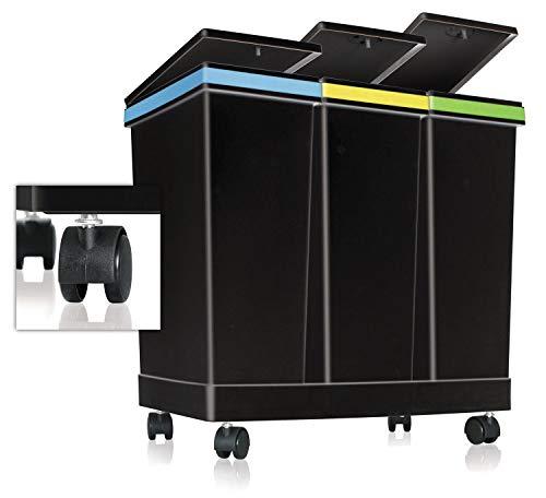 smarty - Cubo de basura Ecobin con...