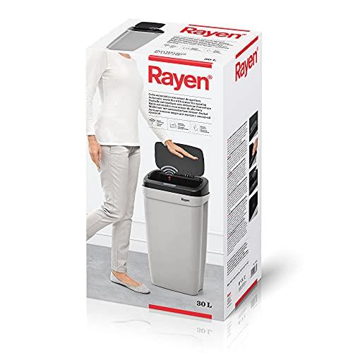 Rayen - Cubo automático con sensor de...